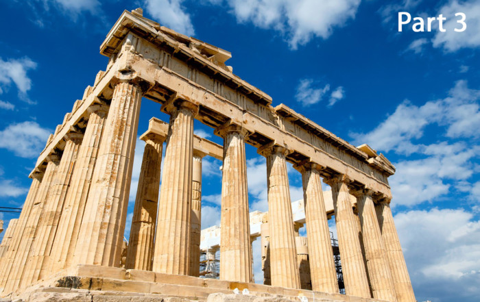 Athens - Defining culture