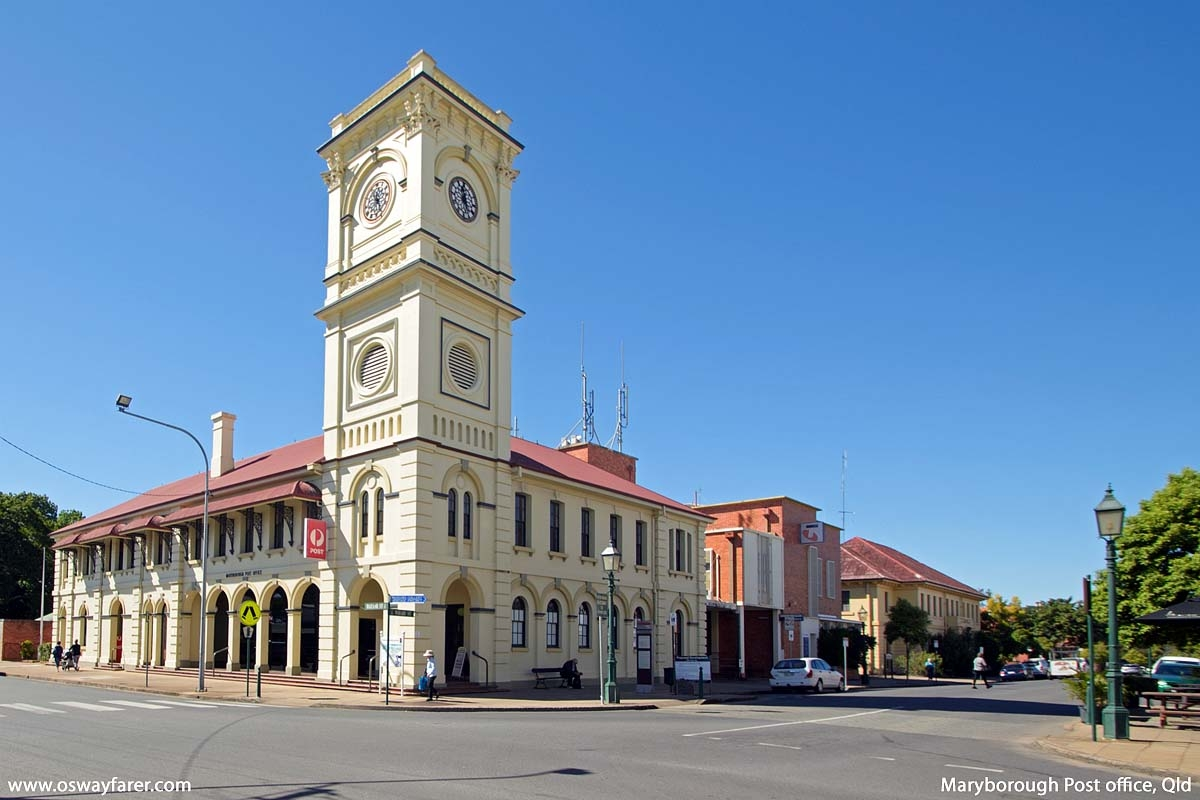 Maryborough to bundaberg